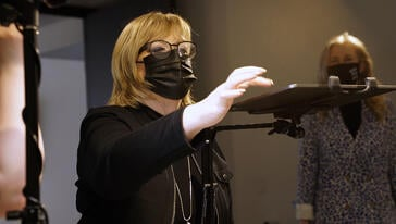Payworks Co-Founder Barb Gamey explores the world of stop motion in the Payworks-supported Digital Media Lab.