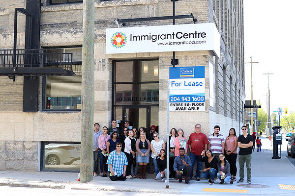 Agency Tour 2019 1 Immigrant Centre