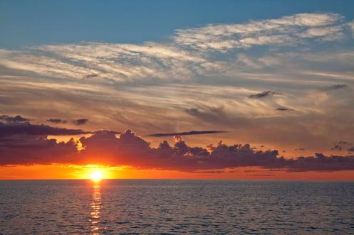 Victoria Beach; Photo: Jeope Wolfe, courtesy of the Lake Winnipeg Foundation.