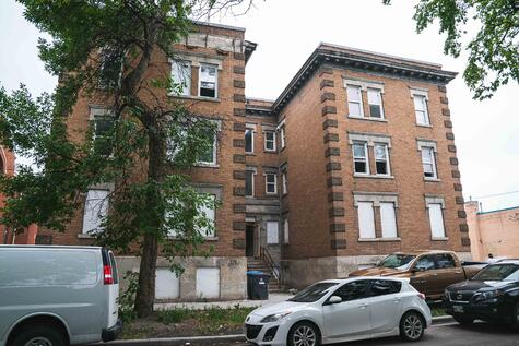Former apartment building will be converted to transitional housing for women, gender-diverse individuals and children exiting situations of violence.