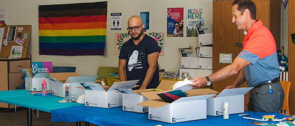 Payworks Supports the Rainbow Resource Centre in Delivering a Virtual Camp Experience