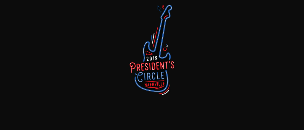 6th annual President's Circle in Nashville, Tennessee