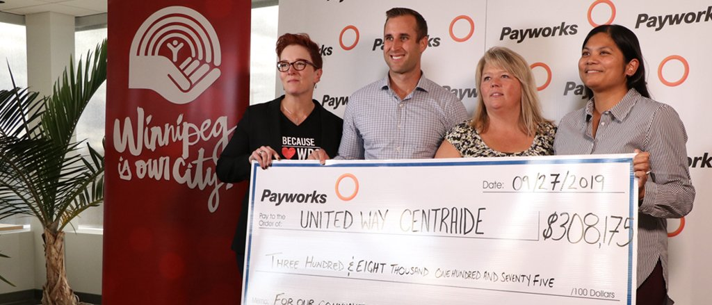 United Way Campaign 4